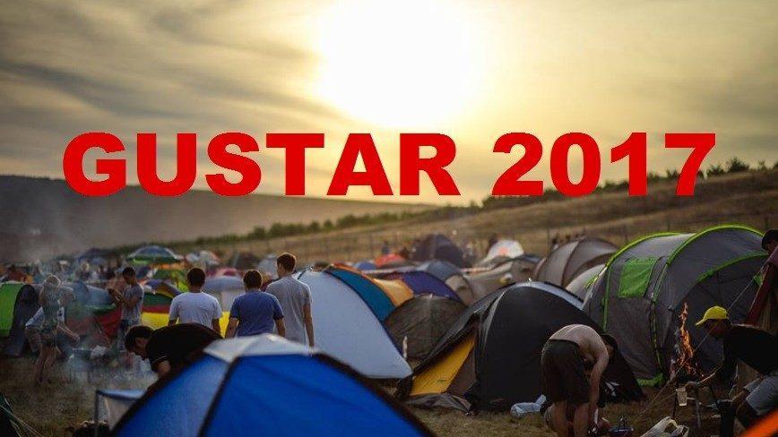 Готовьте палатки на август. Стала известна дата проведения фестиваля Gustar 2017