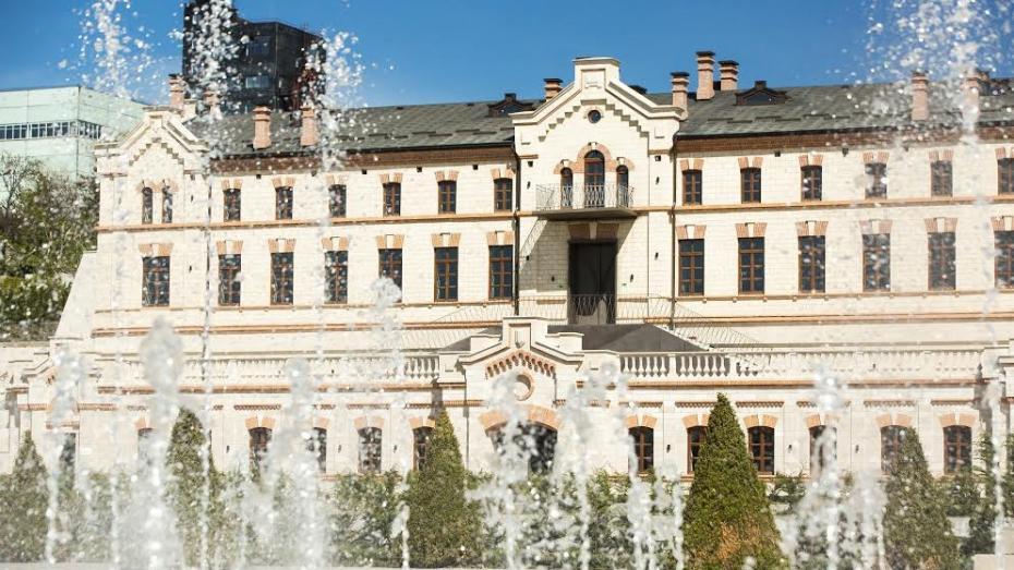 (видео) Castel Mimi открыл первый «танцующий» фонтан под музыку Евгения Доги