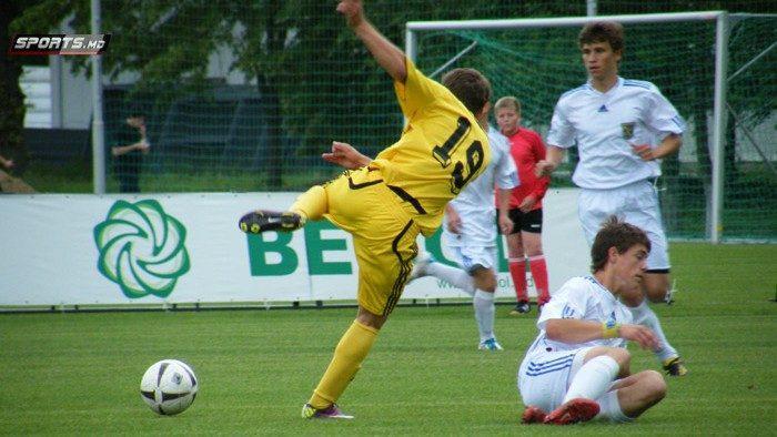(видео) Буюкань-Дачия U-16 – новые обладатели Кубка Молдовы
