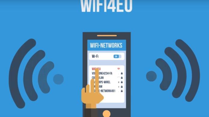 (видео) Инициатива WiFi4EU: в Европе появится бесплатный WiFi для всех
