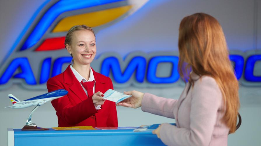 В кишиневском Аэропорту появилась круглосуточная стойка регистрации
