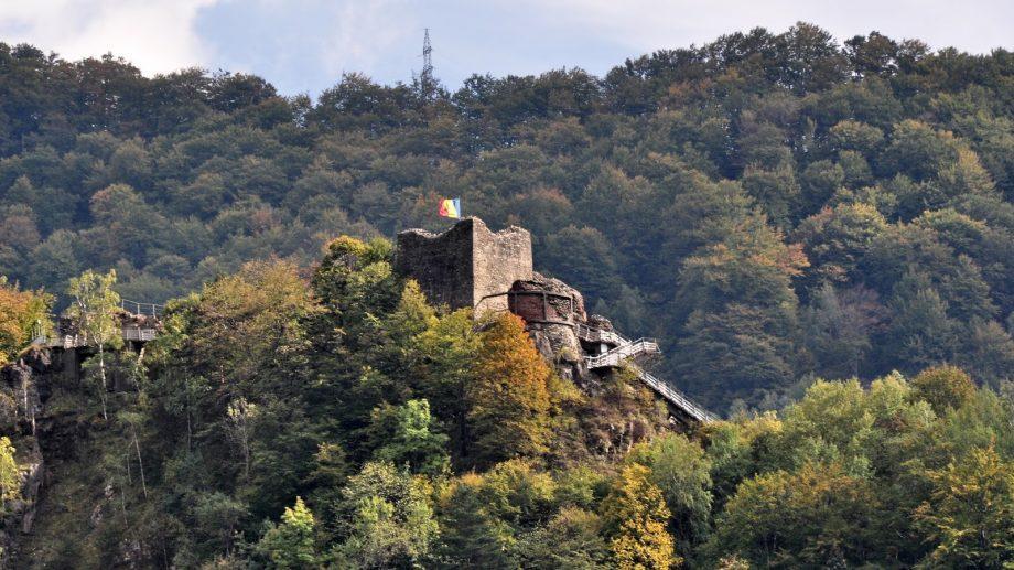 Настоящий Замок Дракулы временно закрыли из-за угрозы для туристов