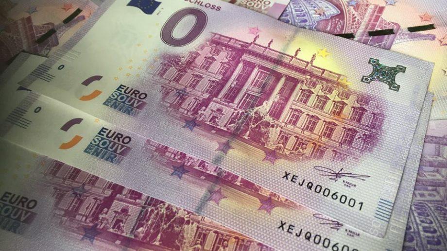 Где можно найти купюры номиналом ноль евро и зачем они нужны?