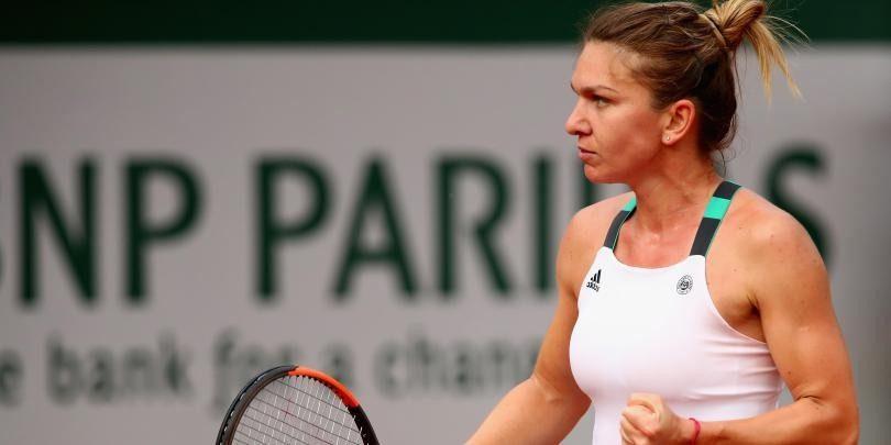 Румынская теннисистка Симона Халеп сыграет с Еленой Остапенко в финале «Ролан Гаррос»