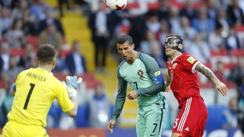 (видео) Кубок конфедераций: Россия проиграла Португалии 0:1