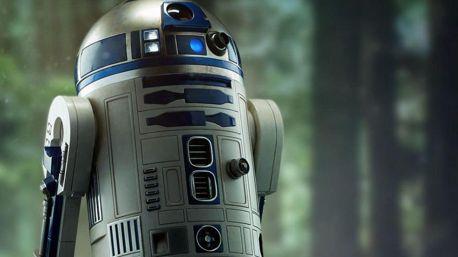 Робот из «Звездных войн» R2D2 был продан на аукционе за 2,76 миллиона долларов