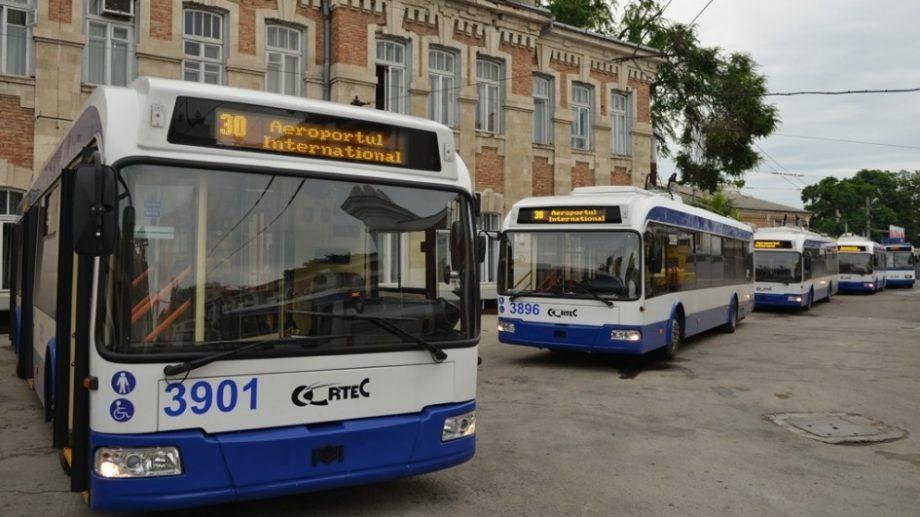 Троллейбусы на аккумуляторах запустят в работу во вторник