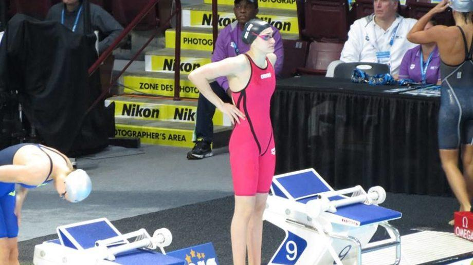 Молдавская спортсменка попала в полуфинал на чемпионате мира по водным видам спорта