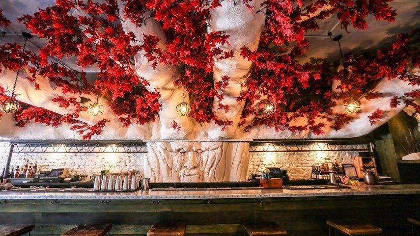 (фото) Как выглядит бар по мотивам сериала Игра Престолов «The Game of Thrones Pub»