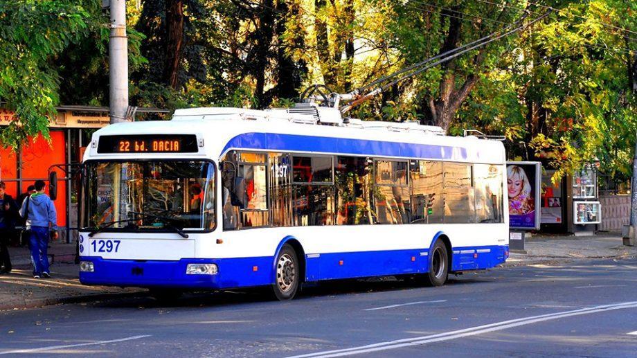 Изменения в маршруте троллейбуса №22