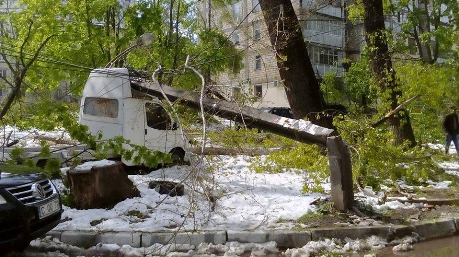 Власти обещают восстановить освещение в Кишиневе в течение месяца