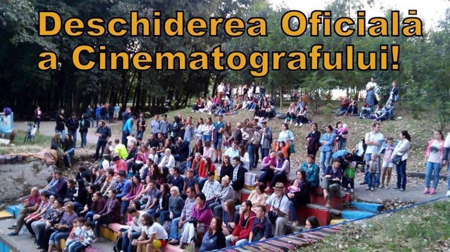 (фото) В Кишиневе, в секторе Буюканы, открылся Летний Кинотеатр