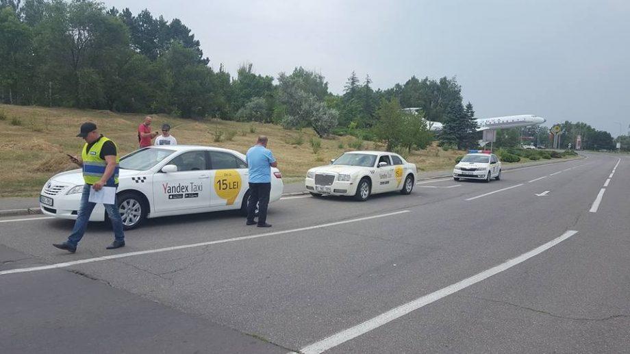 Менее, чем за неделю с момента открытия, инспекторы ANTA выявили нарушения в автомобилях Yandex.Taxi