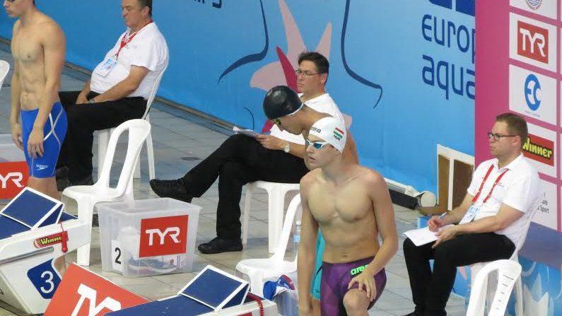 Молдавский пловец установил новый мировой рекорд