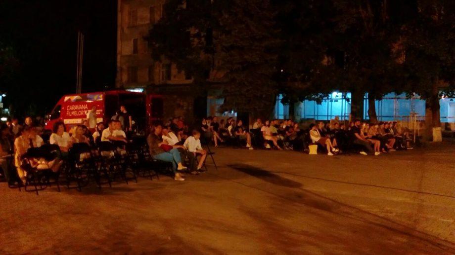 (фото) Как прошел первый вечер показа фильмов румынского кино фестиваля TIFF