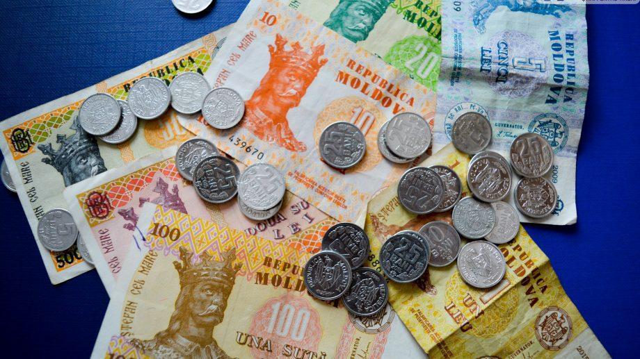 В госбюджет Молдовы в первом полугодии 2017 года поступило 15,55 млрд.леев из налогов граждан
