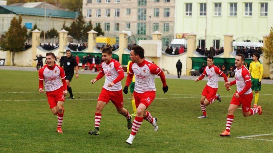 «Милсами» обыграл «Зимбру» со счетом 1:0 в четвертом туре Национальной Дивизии