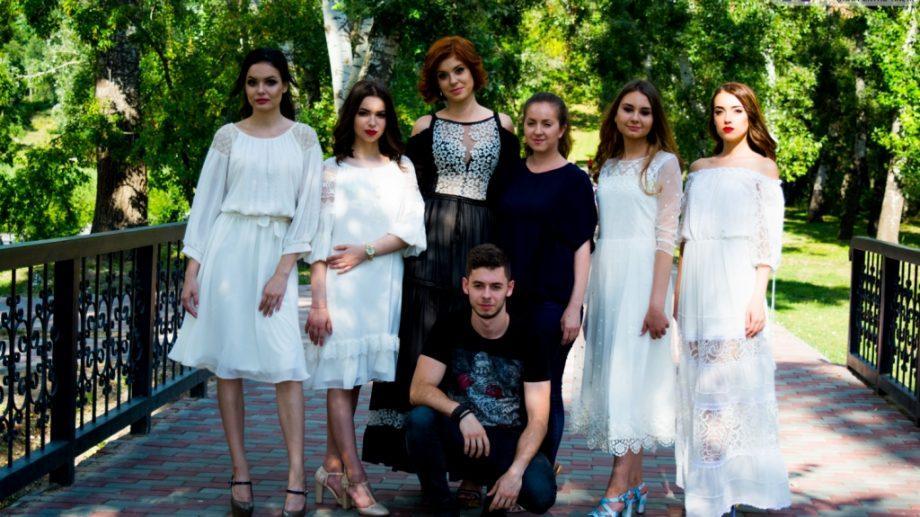 Как открыть модельное агентство, если тебе всего 16 лет? История Марии-Магдалены Поята и ее проекта Fashion Brilliant Team