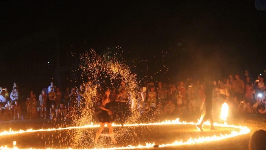 (фото) Традиции, концерты и огонь. Как прошел Фестиваль «Cucuteni» в этом году