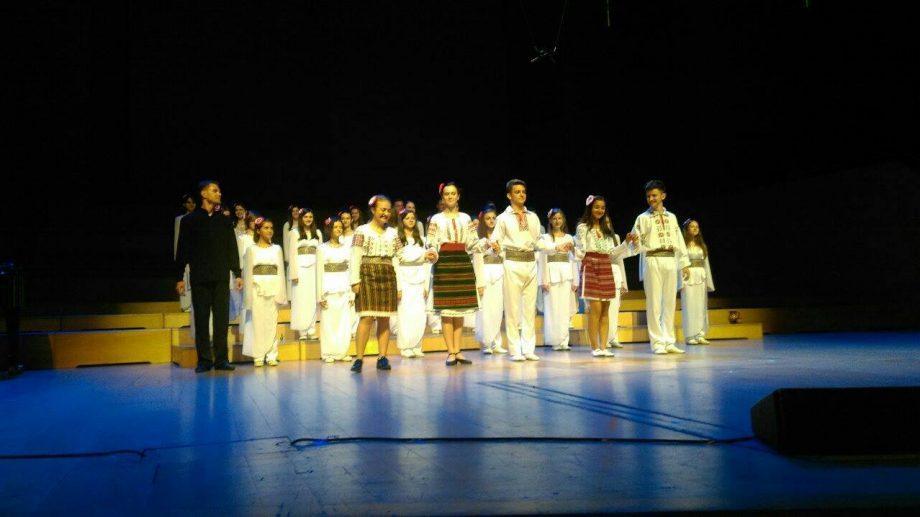 (фото) Молодежный хор «Cantemus» выступил на самой престижной сцене Испании – Pablo Casals в Барселоне