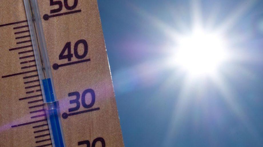 В Молдове впервые объявлен красный код из-за жары