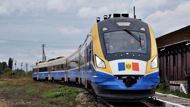 Осенью между Кишиневом и Одессой начнет ходить модернизированный поезд