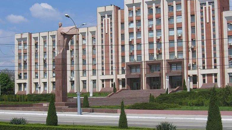 """Тирасполь передал Кишиневу ,,ноту протеста"""""""