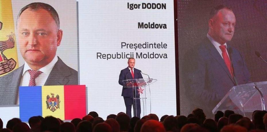 Президент Молдовы примет участие в саммите глав государств СНГ в Сочи