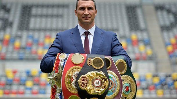 (видео) Владимир Кличко завершил боксерскую карьеру