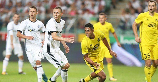 (видео) ФК «Шериф» вышел в групповой этап Лиги Европы