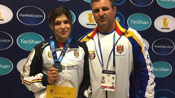 Анастасия Никита стала вице-чемпионом мира среди молодежи