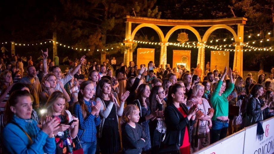 (фото) Sparkling Night: 3000 гостей, 4500 литров игристых вин и волшебные воспоминания на целый год