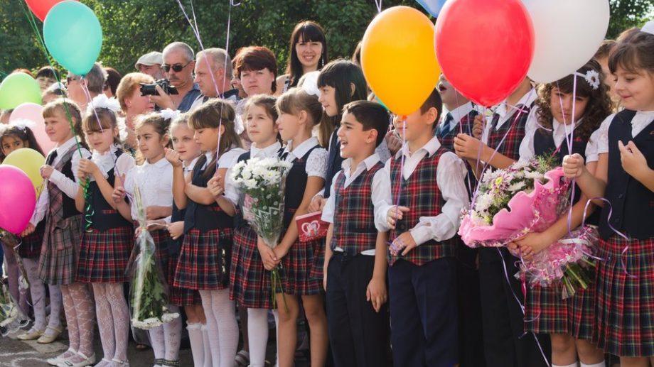 Свыше 36 тысяч детей пойдут в этом году в первый класс