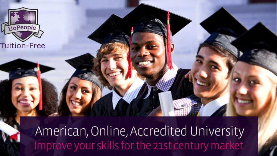 Университет UoPeople предлагает стипендии для студентов со всего мира