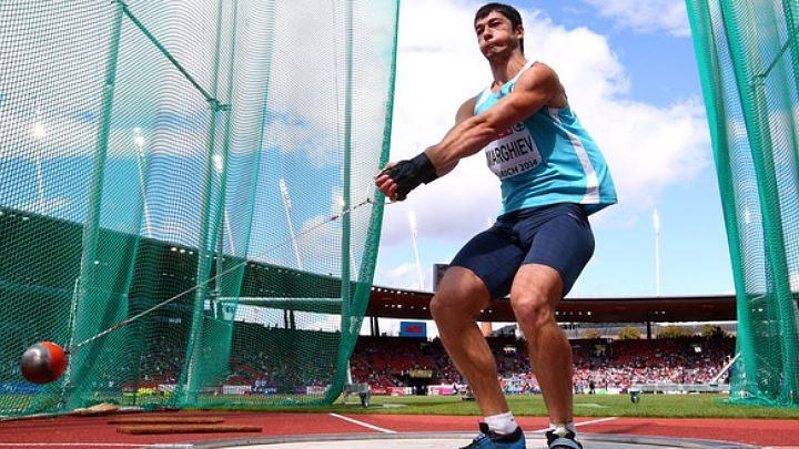 Молдавский легкоатлет Сергей Маргиев занял восьмое место на Чемпионате мира