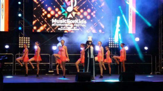 Двенадцатилетняя певица из Молдовы стала лауреатом международного конкурса