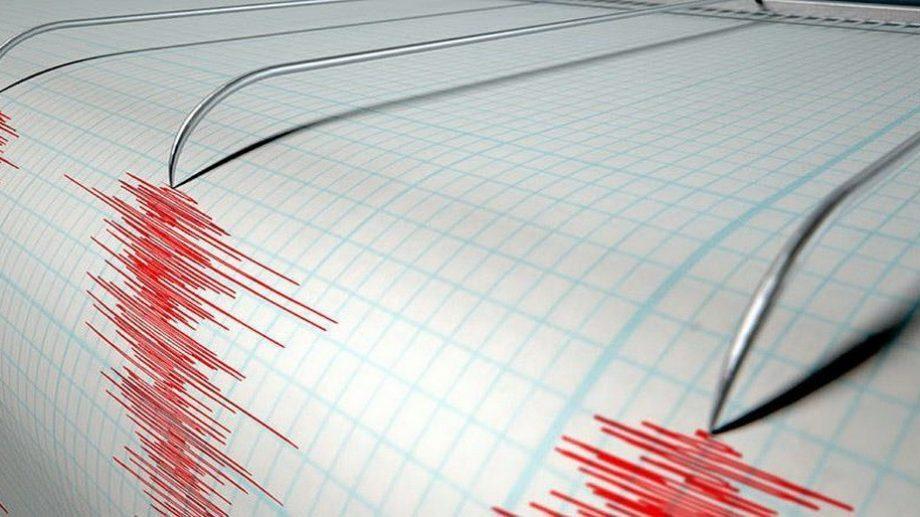 Второе землетрясение за последние 24 часа