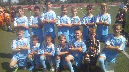 Детская футбольная команда Чадыр-Лунги стала чемпионом Гагаузии