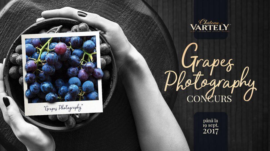 «Grapes Photography» – прими участие в фотоконкурсе и выиграй полет на воздушном шаре или путешествие по Château Vartely