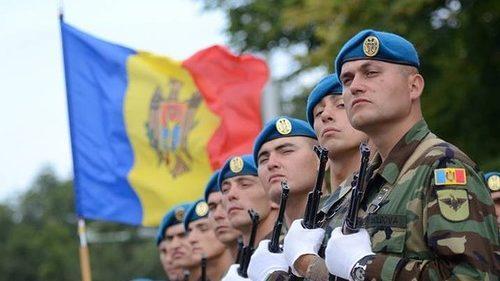Молдавские военные отправились на учения Rapid Trident 2017