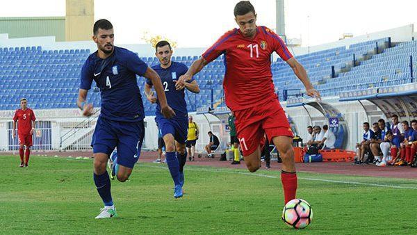 Молодежная сборная Молдовы потерпела второе поражение в отборочном цикле Чемпионата Европы 2019