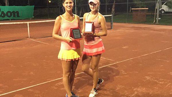 Андриана Сосновская выиграла турнир серии ITF в Анталии