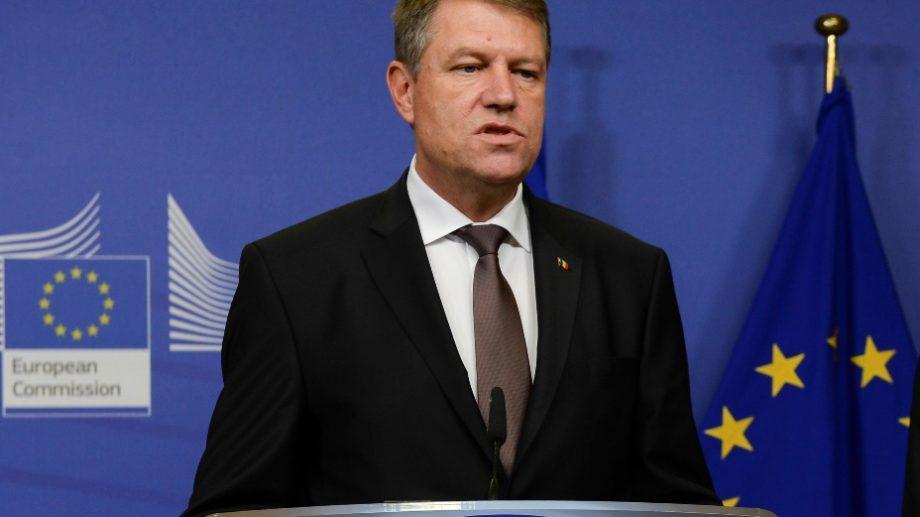 Президент Румынии Клаус Йоханнис отменил визит на Украину из-за закона «Об образовании»