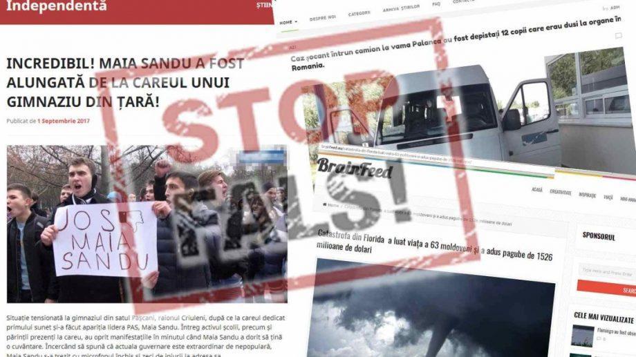 STOP FALS! Дезинформация и фейки, стимулируемые отсутствием наказания