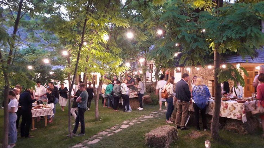 Seara pe covor cu Vali Boghean – первый осенний концерт на ковре