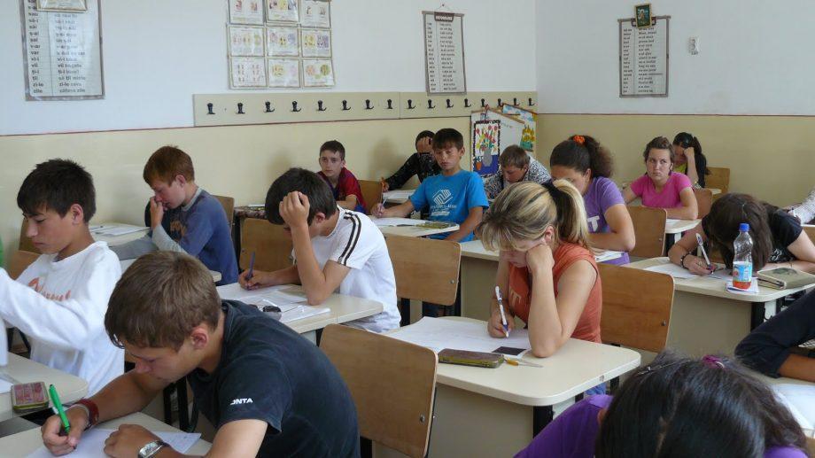 В Кишиневе снизилось количество лицеистов, что может привести к закрытию лицеев