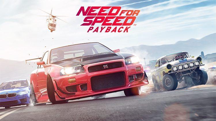 (фото, видео) Легендарная игра Need for Speed возвращается. Чего ждать от Need for Speed Payback, которая выйдет через два месяца
