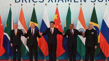 В Китае стартовал саммит БРИКС