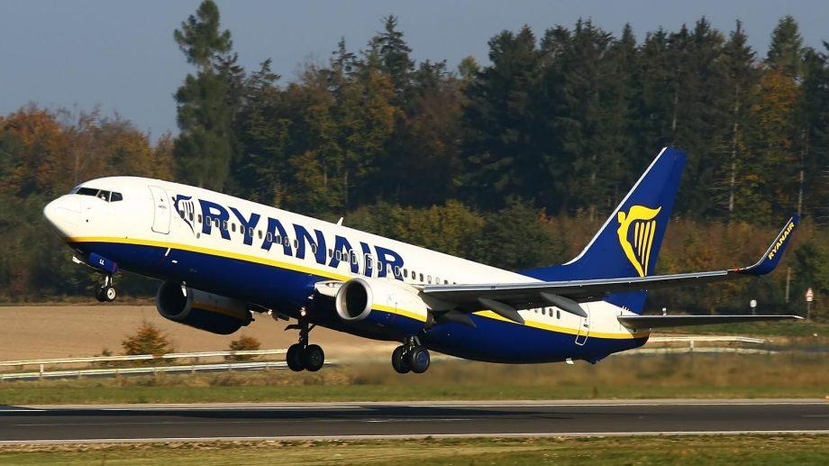 Авиакомпания Ryanair с 1 ноября вносит изменения в правила провоза ручной клади