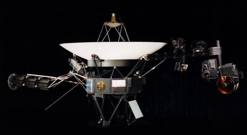 """Ровно 40 лет назад в космос был запущен """"Вояджер 1"""". И он все еще летит"""